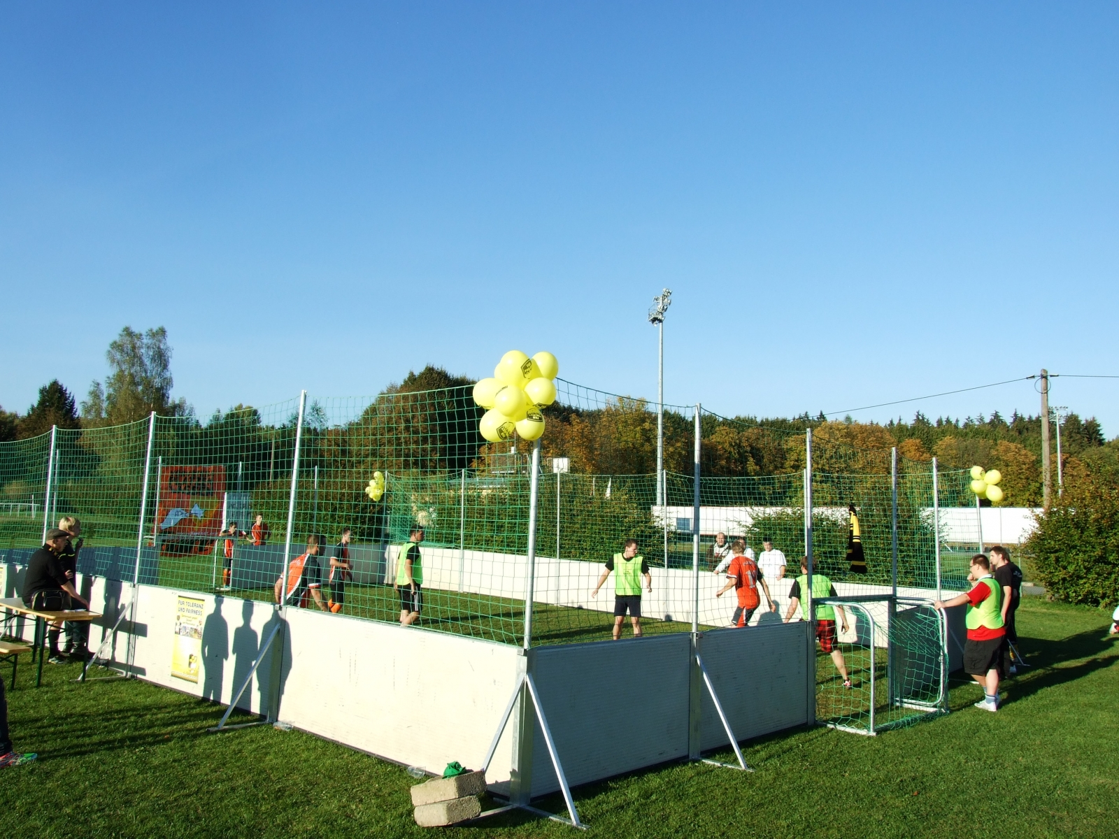 Bild Street-Soccer-Anlage